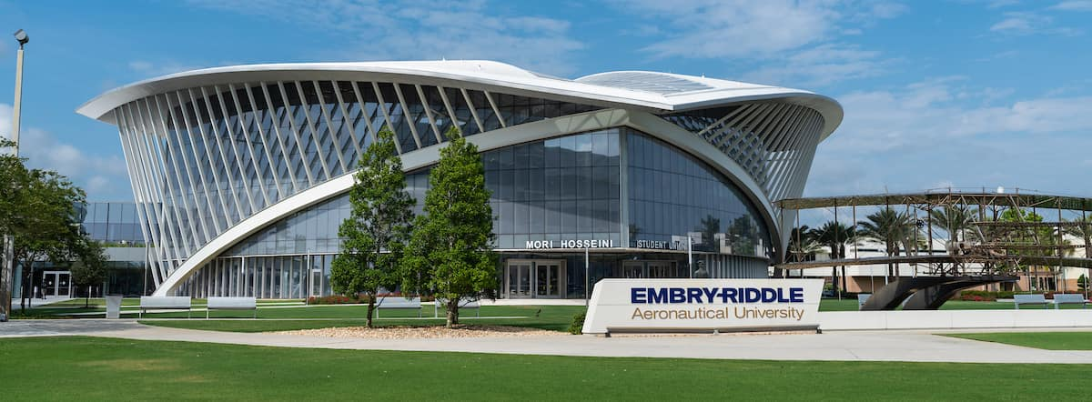 Directions Embry Riddle Aeronautical University Daytona Beach Fl
