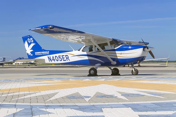 Cessna 172 | Embry-Riddle Aeronautical University - Daytona Beach, FL