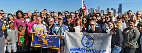 ERAU Alumni in Seattle