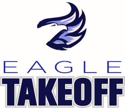 eagle takeoff logo