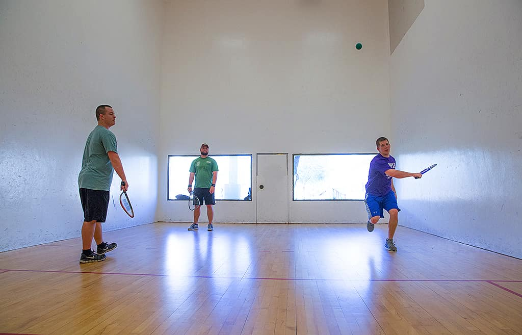 The Racquetball Complex