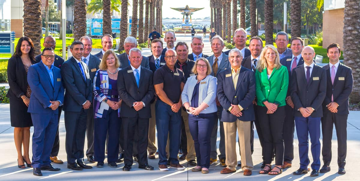 Daytona Beach College of Business Industry Advisory Board