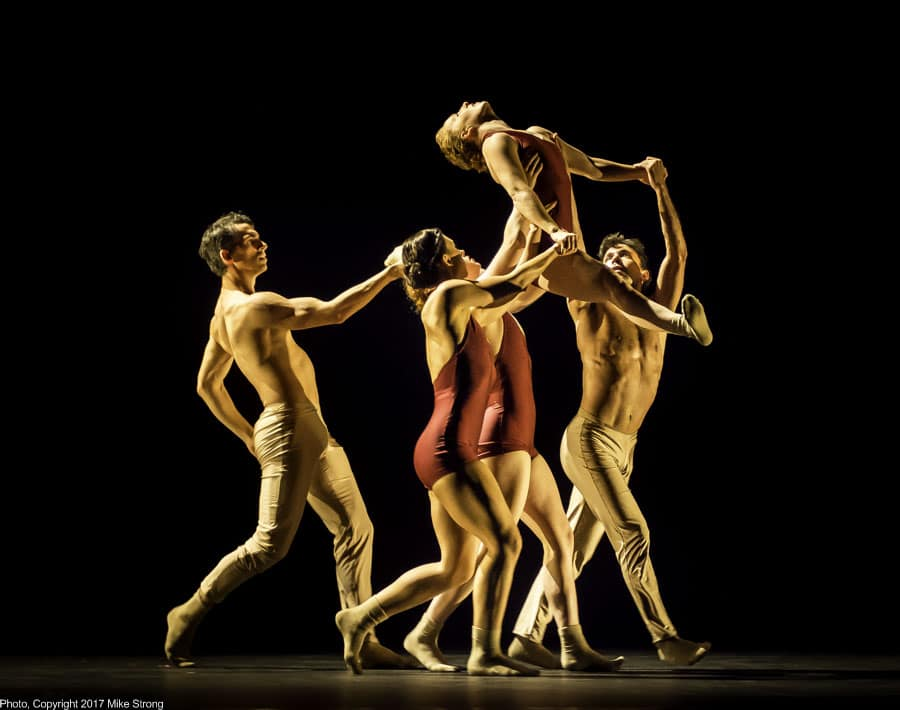 The Wylliams/Henry Contemporary Dance Company
