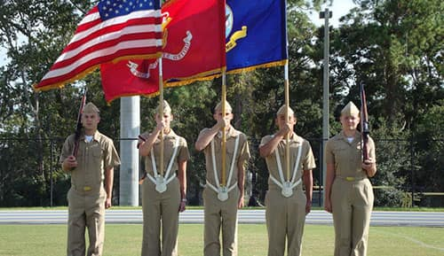 rotc students