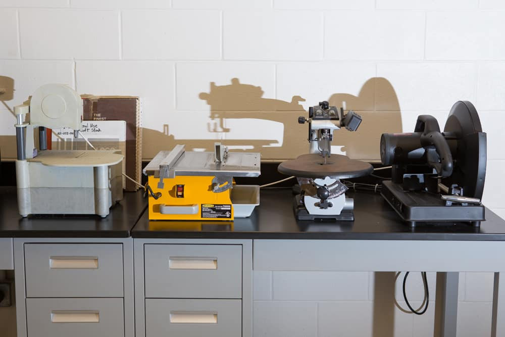 tools in the Civil Engineering Infrastructure Laboratory