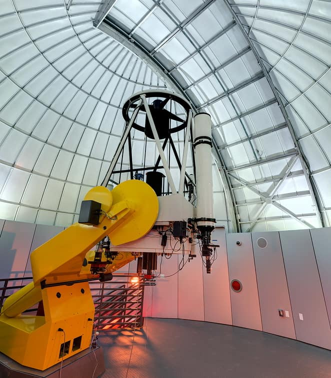 Ritchey-Chretien Reflecting Telescope