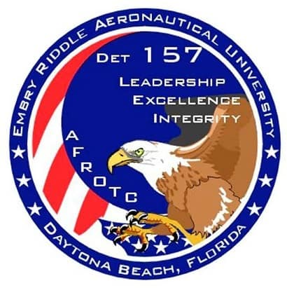detachment 157 logo