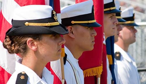 ROTC Embry Riddle Aeronautical University Daytona Beach FL