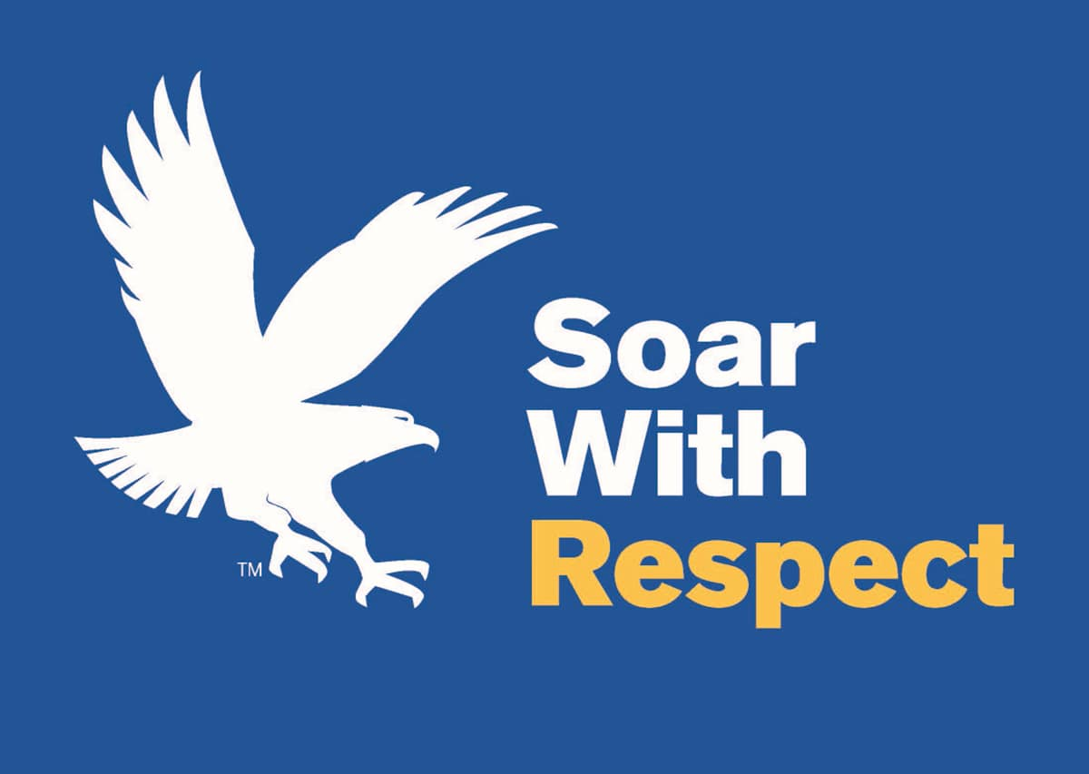 Soar With Respect
