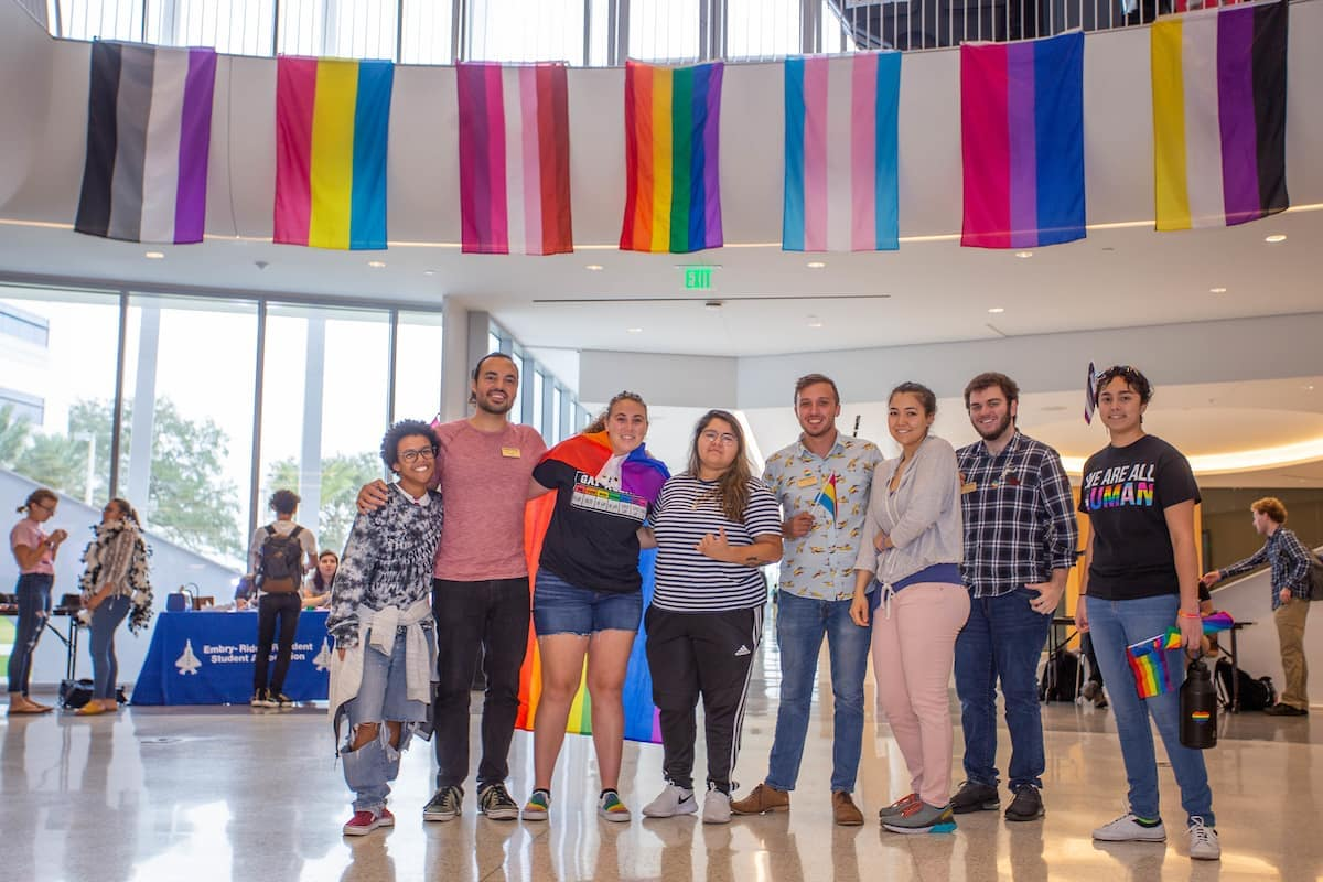 Pride Day at Embry-Riddle